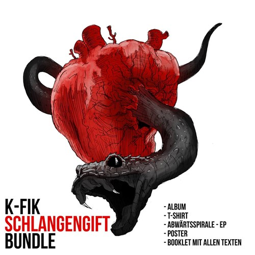 Picture of K-FIK - SCHLANGENGIFT BUNDLE